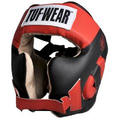 Tuf Wear Boxing head Guard Synthetic Leather with Cheek