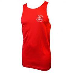Tuf Wear Club Boxing Vest - Red