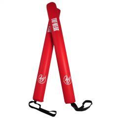Tuf Wear Training Sticks - Red