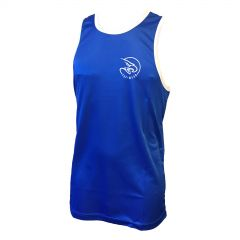 Tuf Wear Club Boxing Vest - Blue