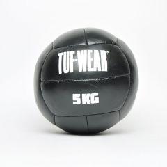 Tuf Wear 5kg Leather Medicine Ball