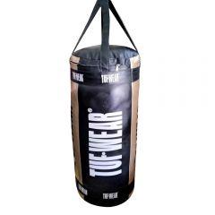 Tuf Wear Balboa Jumbo Punchbag 60KG GOLD/BLACK