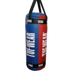 Tuf Wear Balboa Jumbo Punchbag RED/BLUE