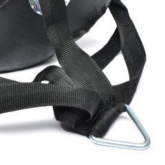 Tuf Wear Balboa Jumbo Punchbag 60KG  BLUE/YELLOW