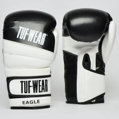 Tuf Wear Eagle Training Gloves - Black 16oz