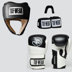 Tuf Wear Boxing Bundle - Black