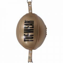 Tuf Wear Synthetic Leather Floor to Ceiling Ball GOLD