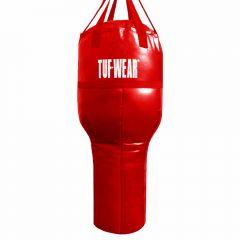 Tuf Wear PU Angle Punchbag  Red