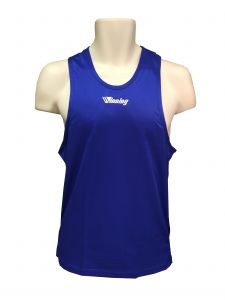 Winning F-43 Boxing Vest - Blue