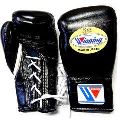 Winning Japan Boxing MS-300 - 10oz Black Lace