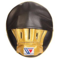 Winning Japan Boxing CO-CM-50 with Finger Covers - Black Gold