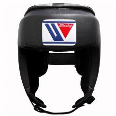 Winning Japan Boxing FG-2300 Headguard Wide View - Black