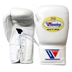Winning Japan Boxing MS-300 - 10oz White Lace