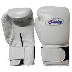 Winning Japan Boxing MS Training Gloves - White Velcro