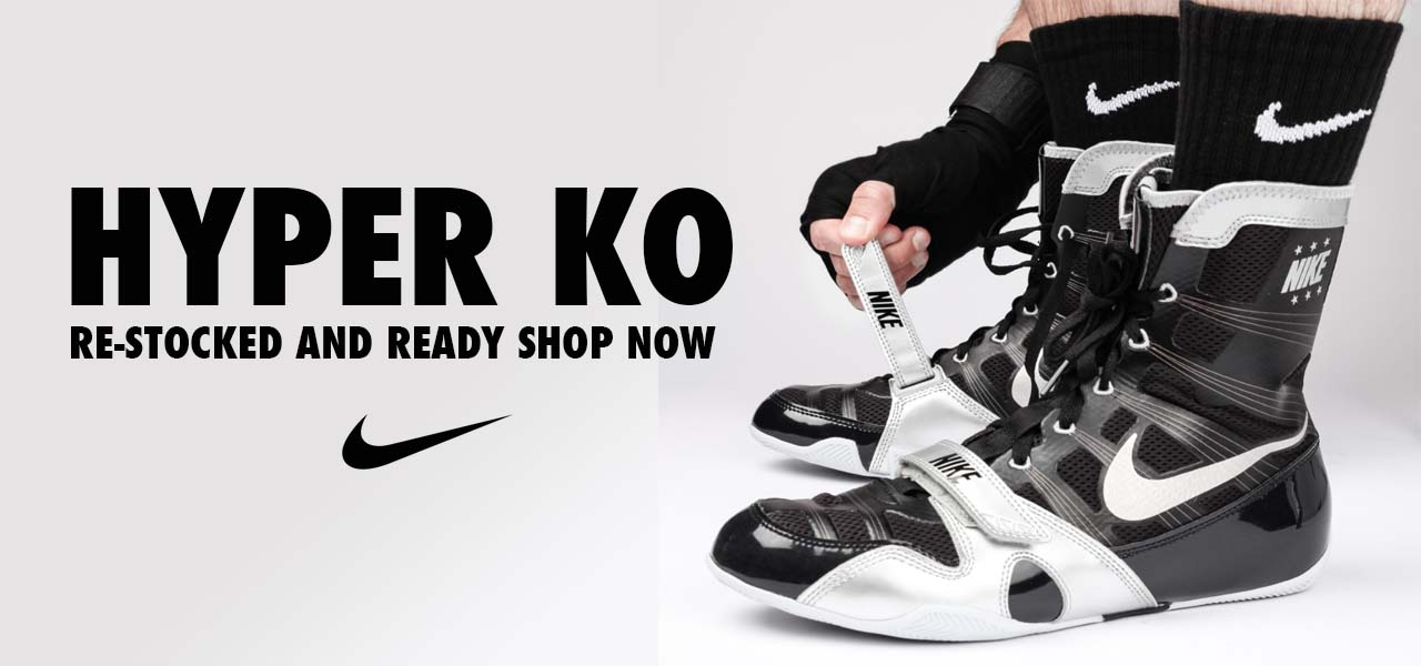 Nike Boxing Hyper KO Boots Shoes