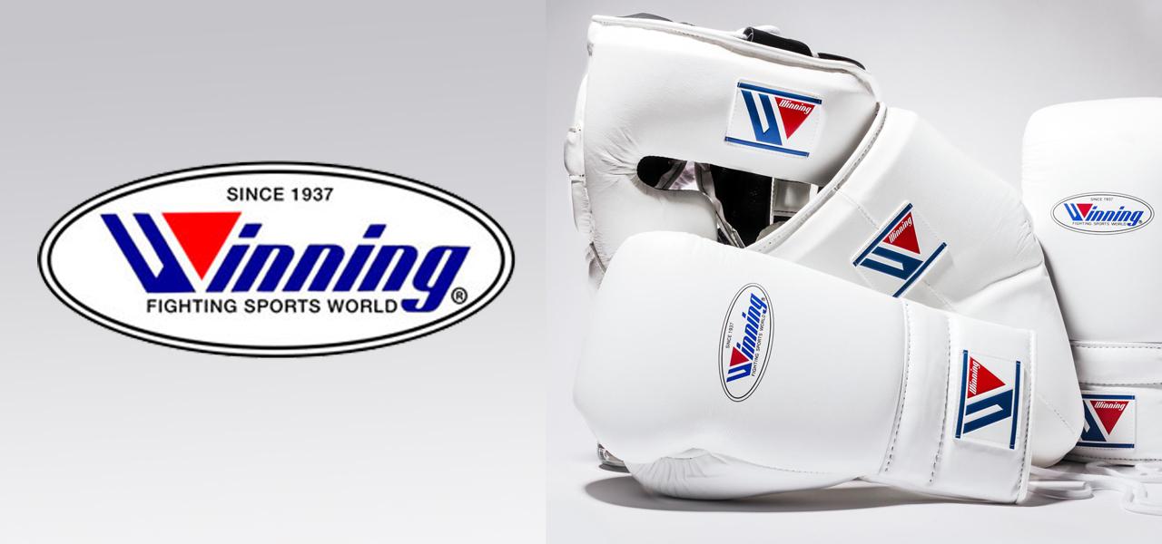 Winning Japan Boxing Equipment Gloves Head Guard